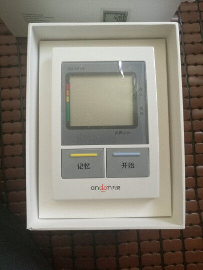 九安(andon)电子血压计 家用全自动上臂式 BM-091 晒单图