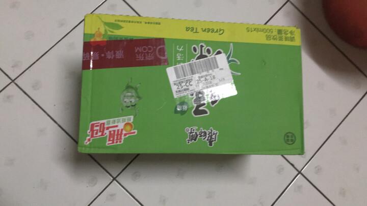 康师傅饮料 绿茶蜂蜜茉莉味500ml/550ml*15瓶(新老包装自然替换) 晒单图