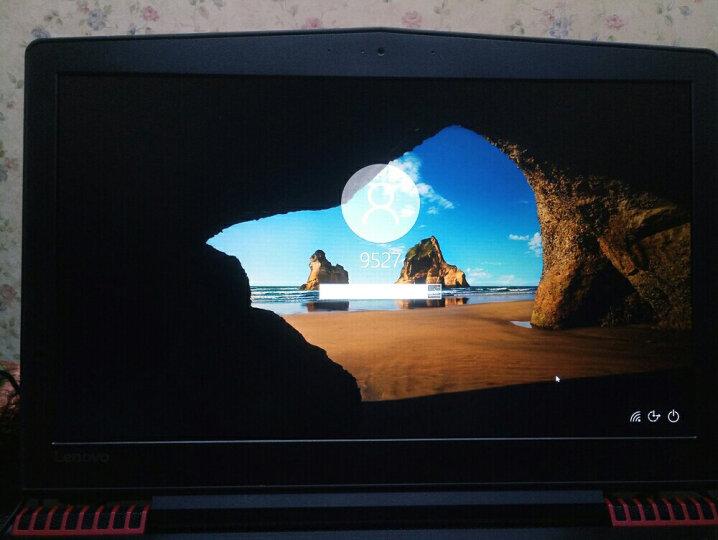 联想(Lenovo)拯救者R720 15.6英寸大屏游戏笔记本电脑(i5-7300HQ 8G 1T+128G SSD GTX1050Ti 4G IPS 红) 晒单图