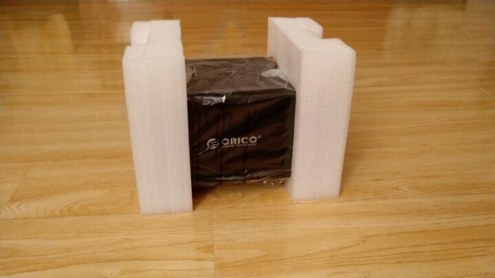 奥睿科(ORICO) BSC35 5粒全铝手提式硬盘保护箱 防潮/防尘/防震保护盒 银色 晒单图