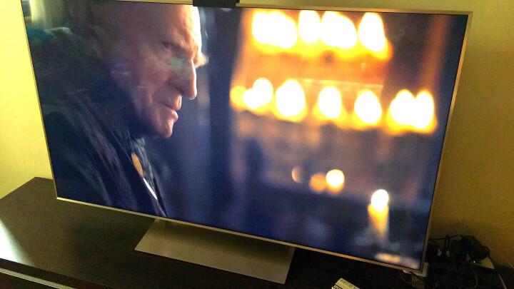 索尼(SONY)KD-55X9000E 55英寸 4K超高清 智能液晶平板电视 精锐光控Pro HDR(银色) 晒单图