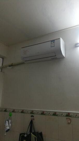 TCL 小1.5匹 定速 冷暖 空调挂机(时尚印花 隐藏显示屏)(KFRd-32GW/FC23+) 晒单图