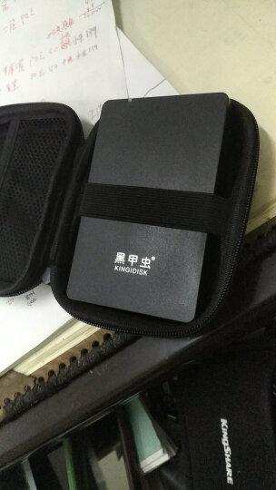 耐泊尔(NAIPOER)N-S2 经典时尚风多功能便携U盘挂件 数码配件 黑色 晒单图