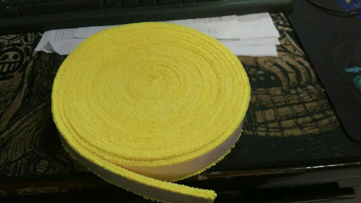 品特毛巾手胶 超细纤维吸汗带 大盘装握柄皮 白色 晒单图