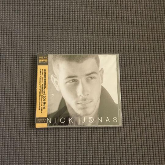 尼克乔纳斯:同名专辑(CD) 晒单图