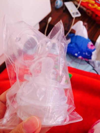 爱因美(aynmer) 爱因美 宽口径奶瓶专用母乳实感奶嘴单只装 十字孔 M适合3-6个月 晒单图