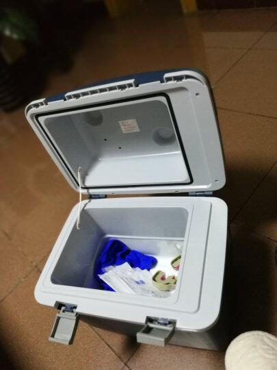 美固车载冰箱 电子冷暖箱 车用冰箱 冷藏箱 迷你冰箱 冷热箱便携式T20汽车冰箱 保温冰箱 美固T20专用家用电源线 晒单图