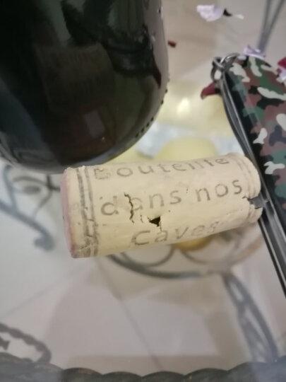 法国进口红酒 卡梅罗西佩里戈尔(COMTE ROSSI DE PRIEUAC)干红葡萄酒 750ml*6瓶 木箱整箱装 晒单图
