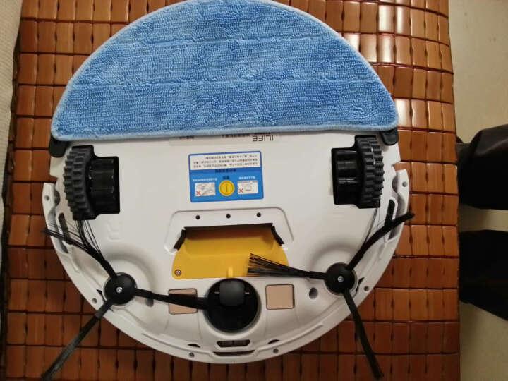 ILIFE(V5S)智意智能扫地机器人拖地机静音 吸扫干湿拖一体擦地机 晒单图