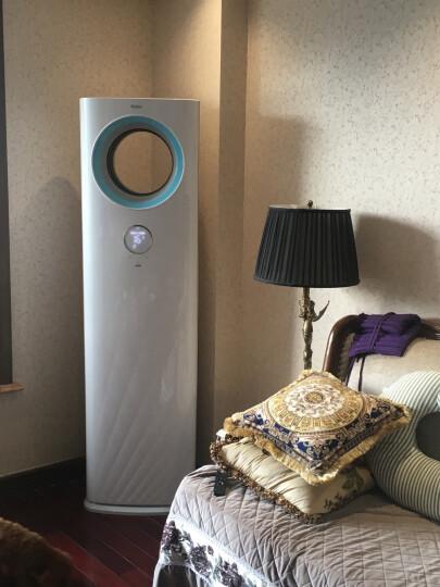 海尔(Haier) 2匹变频冷暖 APP智能操控 净化空气 天樽立柜式空调柜机 SKFR-50LW/11WDC23A(2匹) 晒单图