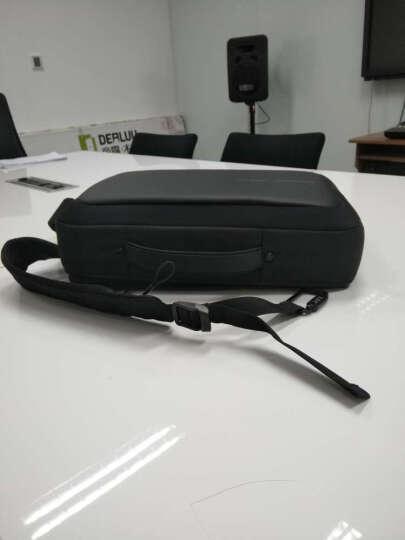 XD DESIGN蒙马特三代电脑包15.6寸USB防盗背包双肩包男手提商务公文包带密码锁包 9型肩带*1 晒单图