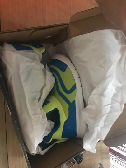 阿迪达斯(adidas)BA8721 童鞋小海马小童运动鞋跑步鞋 蓝红荧光 30码 晒单图