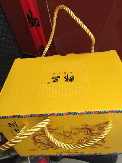 郎品 茶叶 铁观音 高山铁观音 黄龙罐礼盒装配礼盒 晒单图
