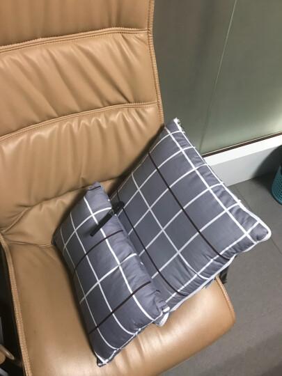 飞天 全棉面料抱枕被子两用被子 办公室空调被午睡抱枕午休被枕头被 汽车沙发抱枕被二合一 午睡套装(被子+午睡枕) 晒单图
