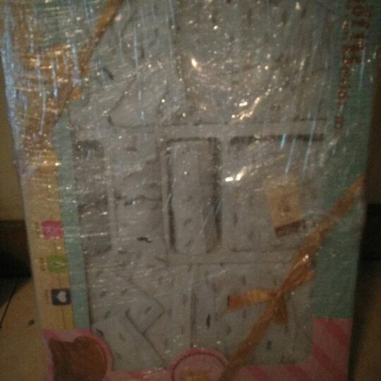 亿婴儿 婴儿礼盒婴儿衣服纯棉10件套带包巾新生儿初生用品套装1651 蓝色 59/40  66/44 晒单图