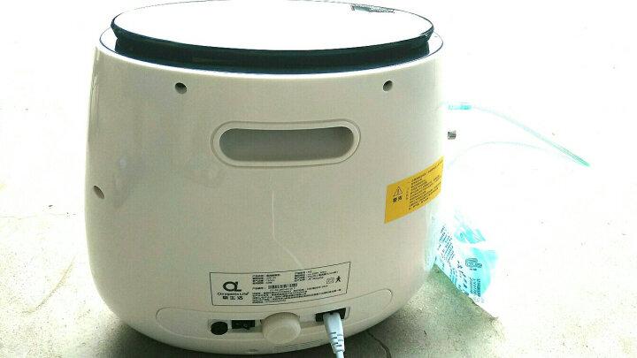 氧生活(Oxygenic Life) 医用制氧机吸氧机老人孕妇学生保健用氧气机带雾化 家庭氧疗 茶色1 晒单图