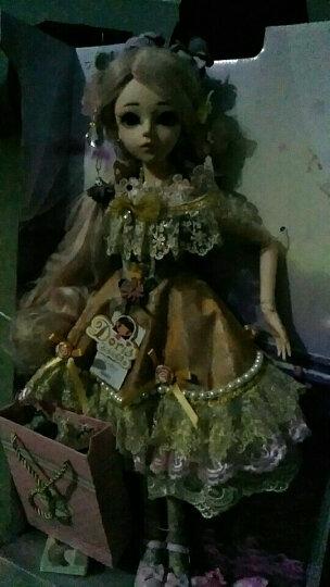 多丽丝凯蒂娃娃 比娃娃套装大礼盒SD/BJD婚纱娃娃灵公主女孩玩具60厘米3分改妆儿童生日礼物 露西娅-2号+梳妆大礼包 凯蒂娃娃(60厘米) 晒单图