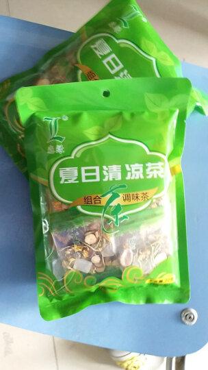 恋绿夏日清凉茶 泡水喝的贡菊八宝茶 罗汉果组合花草茶冰糖甘草片盖碗茶40小包 晒单图