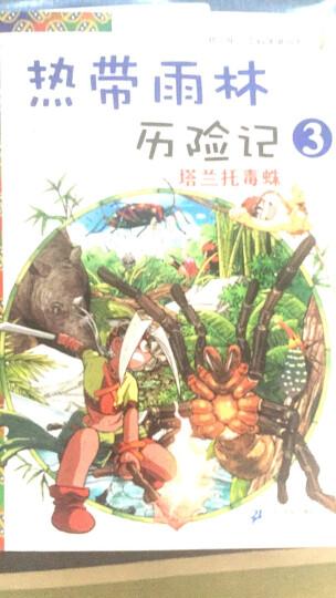 我的第一本科学漫画书·热带雨林历险记3:塔兰托毒蛛 晒单图