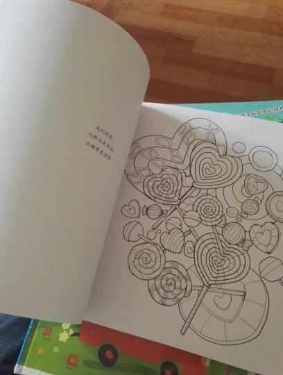 美丽的日子:一本让生活绽放的减压涂色书 晒单图