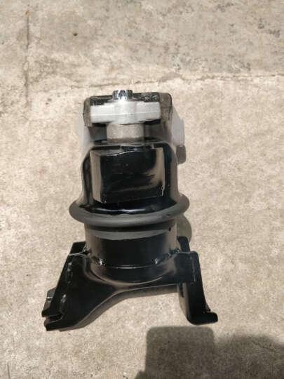 润华年适用于本田06-11年八代思域发动机机脚胶发动机托架机脚座支架垫 9号厂 晒单图