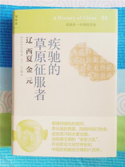 讲谈社·中国的历史01·从神话到历史:神话时代夏王朝 晒单图