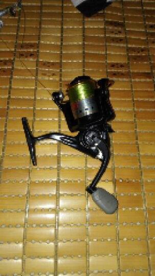 诺の克(NUOKE) BK系列 渔轮 鱼线轮 小型渔轮 绕线器 纺车轮 金属线杯渔轮 BK5500 晒单图