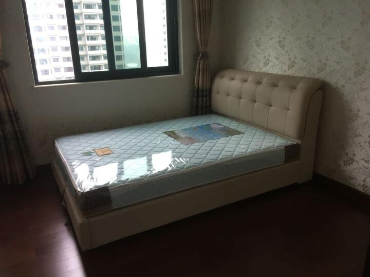 睡眠日 环保椰棕软硬两面 3e椰梦维乳胶床垫 环保床垫1.2 薄席梦思3D棕垫 专业护脊12CM(泰国乳胶+0甲醛3e椰梦维) 1.35*2米 晒单图