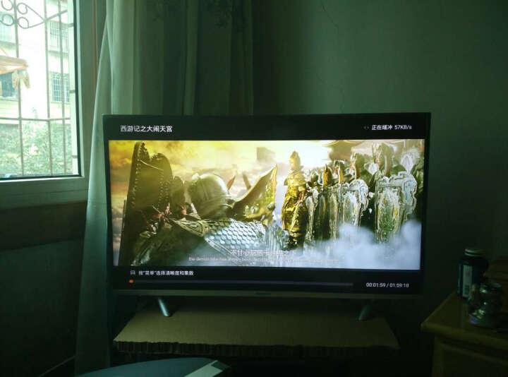 长虹(CHANGHONG) 43U3C 43英寸4K超高清智能液晶LED电视机 晒单图