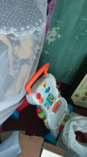 英纷(WinFun)踏行车 益智踏行玩具儿童宝宝学步车 健身器 早教启蒙 快乐健身架0802-NL 晒单图