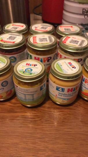 德国进口 (喜宝Hipp) 梨子泥 4个月以上 125g/罐 晒单图