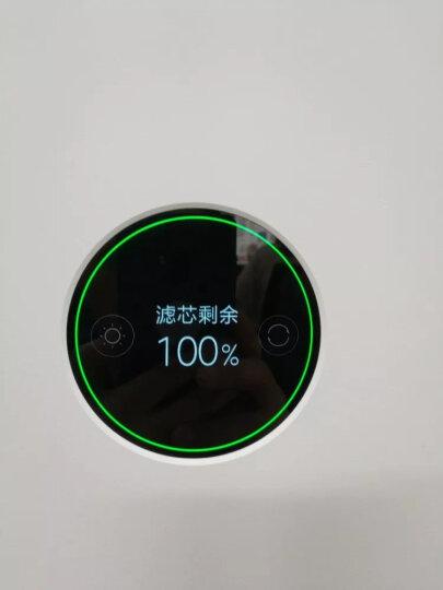 小米(MI)空气净化器MAX 低噪 办公家用大空间 智能除甲醛雾霾粉尘 空气质量屏幕显示  晒单图