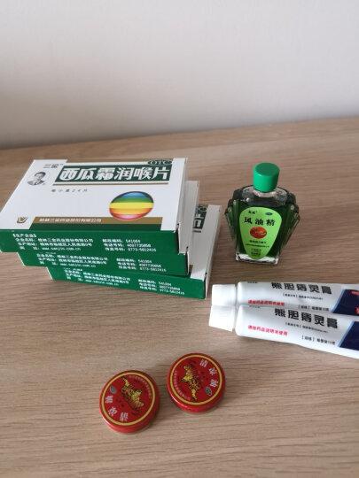 三金 西瓜霜润喉片 24片 3盒 晒单图