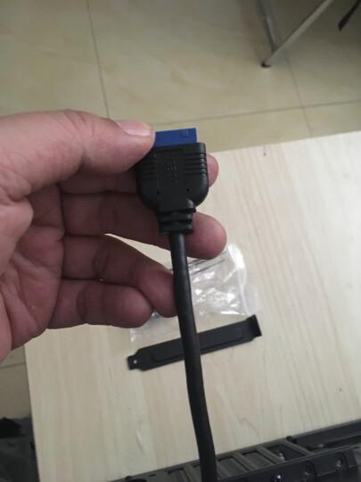 Tt(Thermaltake)启航者S3 黑色 小板机箱(支持24cm水冷排/背部理线/U3/支持长显卡/游戏机箱) 晒单图