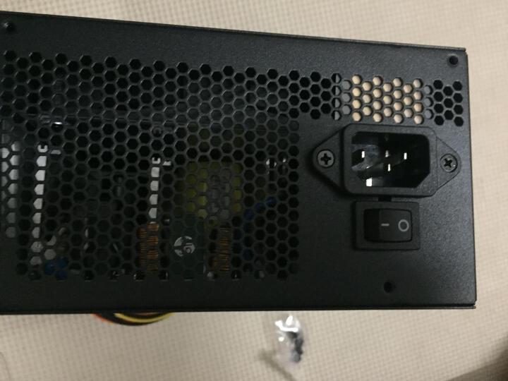 安钛克(Antec)VP 550P 额定550W电源(主动式PFC/12CM静音风扇/双6+2Pin显卡接头/36万好评VP系列/电脑主机) 晒单图
