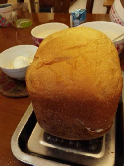 苏泊尔(SUPOR)面包机MS20Z37蒸汽松软曲奇功能 晒单图