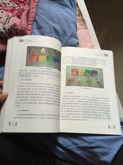 幼儿教师工作助手丛书·幼儿园区域活动:环境创设与活动设计方法 晒单图
