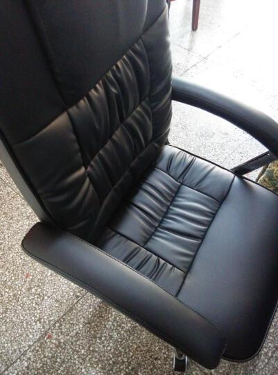 喜兔(Merry-Rabbit) 电脑椅家用老板椅办公椅皮椅转椅大班椅MR-9928 真皮定制 升级版 晒单图