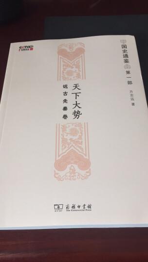 天下大势:远古先秦卷(国史通鉴) 晒单图