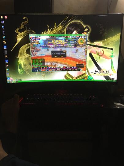 华硕(ASUS)ROGSTRIX XG32VQ 31.5英寸 1800R曲率 144HZ 2K高分 AURA-Sync 吃鸡电竞显示器(HDMI/DP接口) 晒单图