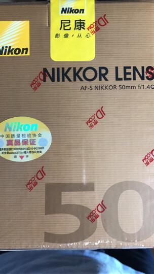 尼康(Nikon) AF-S 50mm f/1.4G 全画幅标准定焦镜头 人物/夜景/天体 晒单图