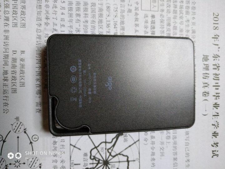 爱国者(aigo)mp3播放器 MP3-105  hifi播放器 高清无损音乐播放器 便携随身听 8G内存 可插卡 灰色黑键 晒单图