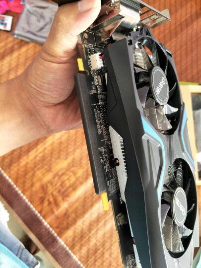影驰(Galaxy)GeForce GTX 1050 Ti大将 1354(1468)MHz/7GHz 4G/128Bit D5 PCI-E吃鸡显卡 晒单图