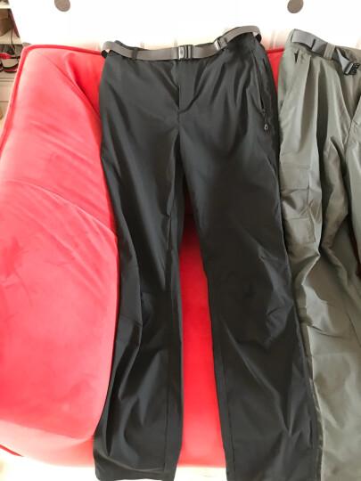 Columbia 哥伦比亚户外男款OMNI-SHIELD冲锋裤 PM5462 326 M 晒单图