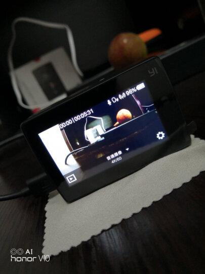 小蚁(YI)4k+ 60帧运动相机 智能摄像机 户外航拍潜水防抖相机 遥控相机 晒单图
