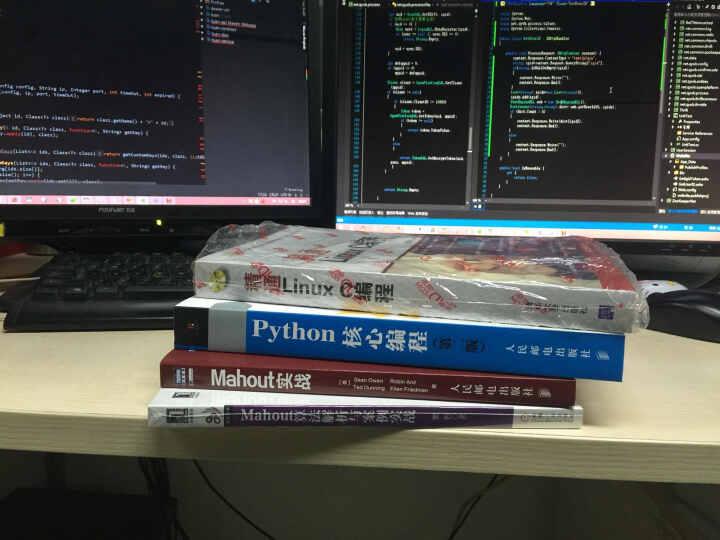 大数据技术丛书:Mahout算法解析与案例实战 晒单图
