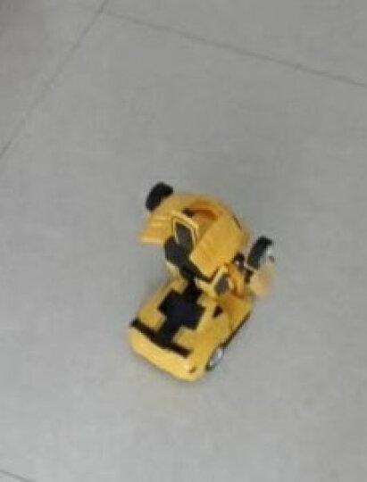 JIA QI 机变英盟声控一键遥控机器人 遥控汽车智能语音控制对话USB充电 车大炮JQ6604 机械恐龙 晒单图