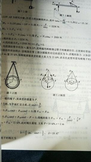 应用理论力学习题详解 晒单图