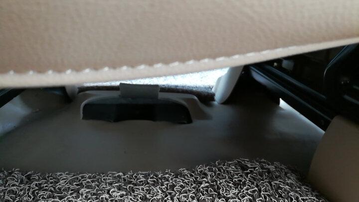 康车宝 丝圈汽车脚垫 耐磨专车专用7座车 米色 下单请留言备注车型年份 厂家订制直发 晒单图
