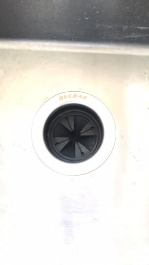 贝克巴斯(BECBAS)Element40(E40)垃圾处理器厨房厨余粉碎机 晒单图